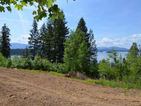 Great Lake Pend Oreille view property