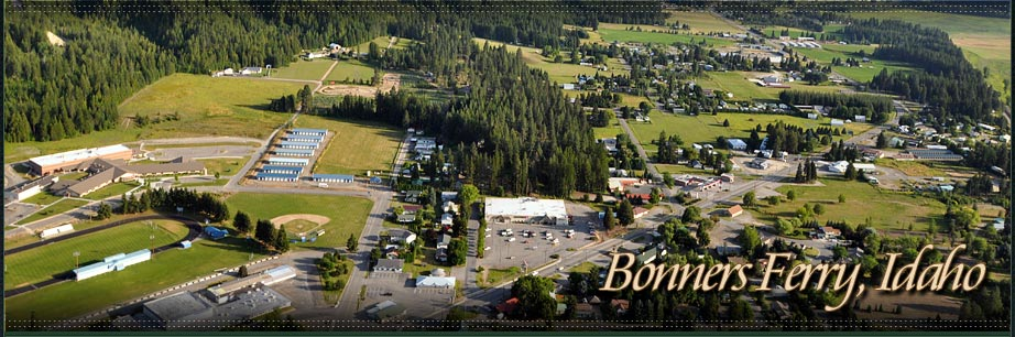 Bonners Ferry, Idaho Property